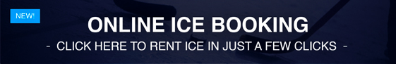 Book your ice now!